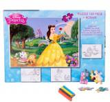 Puzzle 100 piese + Bonus Princess, Disney
