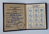 Asociatia antifascistilor din Romania  Legitimatie 1992
