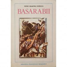 Basarabii - Petru Demetru Popescu