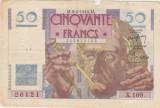 FRANTA 50 FRANCI 1948 F