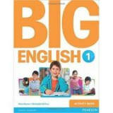 Big English 1 Activity Book - Mario Herrera