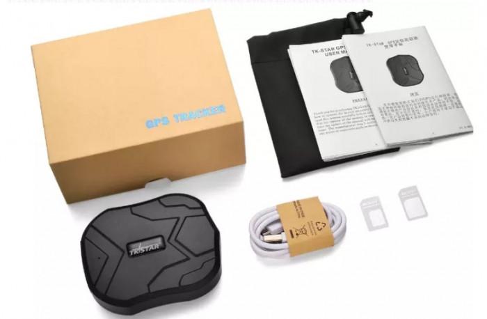 RALDIO Tracker GPS auto-moto magnet 2 luni ptr urmarire si locare auto, moto, camioane , dube , TIR, Barci, Salupe