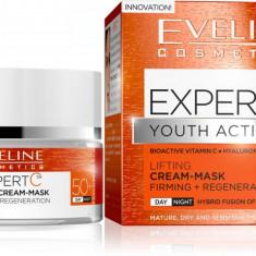 Crema antirid Eveline Cosmetics Expert C 50+ 50ml