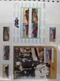 Thailanda - Timbre trenuri, locomotive, cai ferate, nestampilate MNH, Nestampilat