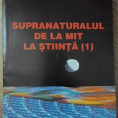 SUPRANATURALUL DE LA MIT LA STIINTA (1) - CRISTIAN NEGUREANU
