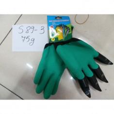 S89-03 MANUSI LUCRU GRADINA CU GHERUTE PLASTIC