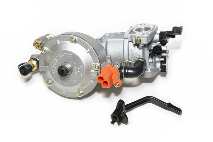 Kit conversie GPL - BENZINA Generator - 2kw 3kw / 5HP 6.5HP 7HP