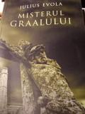 MISTERUL GRAALULUI - JULIUS EVOLA, HUMANITAS,2008, 296 PAG