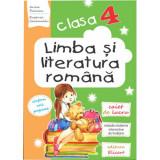 Limba si literatura romana clasa a IV-a. Caiet de lucru - Arina Damian, Aramis
