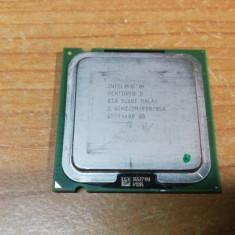 CPU PC Intel Pentium D 820 SL88T 2.8GHz2MB800 FSB Socket LGA775, Intel Pentium Dual Core, 2.5-3.0 GHz