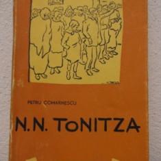 N.N. TONITZA - PETRU COMARNESCU