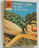 Preparate culinare din legume mai putin folosite