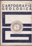 S.PAULIUC - CARTOGRAFIE GEOLOGICA - BUCURESTI - 1968 - 2130 EX.