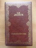 Cumpara ieftin DOSTOIEVSKI- LE JOUEUR/JUCATORUL, carte in lb. franceza, editie bibliofila, r4c