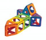 Set magnetic de construit,Magformers Basic Plus, 26 piese