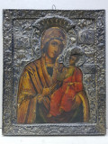 Maica Domnului cu Pruncul, Icoana Grecia Sec. 18