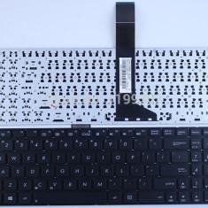 Tastatura laptop Asus X550 Neagra layout US