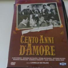 Cento anni d'amore - dvd, Italiana