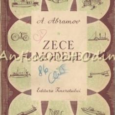 Zece Modele - A. Abramov