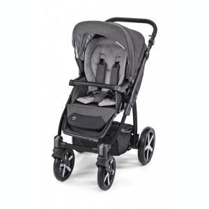 Carucior Multifunctional Baby Design Husky 07 Gray 2019 (winter pack)