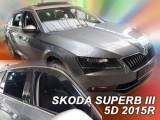 Paravanturi auto Skoda Superb III, Dupa 2015 Set fata si spate 4 buc.