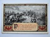 Carte Postala Militara, Germania 1915: Scena de Lupta - Cavalerie