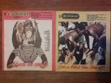 Lot 5 reviste Minison anul I 1991 / C0G