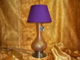 Veioza Art Deco, decor floral, colectie, cadou, vintage