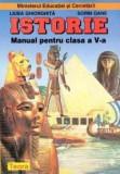 Istorie - manual pentru clasa a v-a | Sorin Oane, Liuba Ghiorghita
