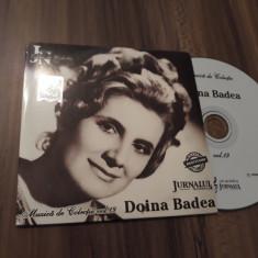 CD DOINA BADEA RARITATE!!!!!ORIGINAL MUZICA DE COLECTIE JURNALUL STARE FB