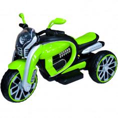 Motocicleta cu acumulator 6V