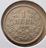 Bulgaria 1 Leva - Boris III 1925