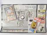 Joc Sony PSP - Gran Theft Auto Liberty City Stories - complet + harta / poster
