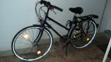 Bicicletă de oraș fabricata în  Germania(cu piese Shimano . .), puțin folosita !