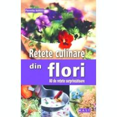 Rețete culinare din flori