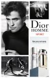 Dior Homme Sport Very Cool Spray EDT 100ml pentru Bărbați