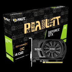 VGA PALIT GTX1650 STORMX OC 4G GDDR5