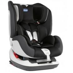 Scaun Auto Seat Up 012 cu Isofix 0-25 kg JET BLACK