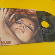 VINIL RIZ ORTOLANI-CON QUALE AMORE,CON QUANTO AMORE DISC STARE EX 1970