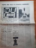 Ziarul 24 ore din 27 ianuarie 1990-primul interviu al primarului din iasi