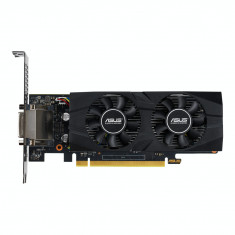 Placa video Asus GeForce GTX 1650, 4GB GDDR5, 128-bit, LP foto
