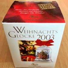 Clopotel - Hutschenreuther - cutie originala - 2003 - NOU !