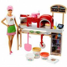 Papusa Barbie Pizza Chef