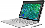 Laptop 2in1 Microsoft Surface Book, Surface Pen, Procesor Intel® Core™ I5-6300U, PixelSense 13.5inch, 8GB RAM, 512 GB SSD, 8MP, Wi-Fi, Windows 10 Pro