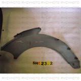 Carena plastic caroserie laterala dreapta spate Aprilia Scarabeo 500cc 2003 - 2006 pe carburator