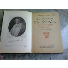 LE CARDINAL DE RETZ-LOUIS BATIFFOL
