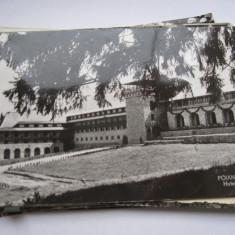 Carte postala - Poiana Brasov, Hotelul turistic, Circulata, Fotografie