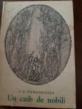 Un cuib de nobili   I.S.Turgheniev1967