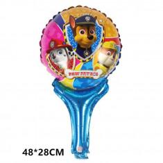 Balon folie PAW PATROL Disney - 43x28cm