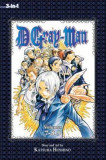 D.Gray-Man (3-In-1 Edition), Volume 3